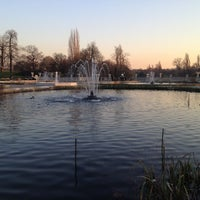 Photo taken at Italian Fountains by Heleny Campoy -. on 2/19/2013
