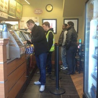 Photo taken at Subway by Heleny Campoy -. on 3/13/2013