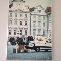 Photo taken at FedEx by Unique on 8/28/2014