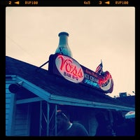 Photo taken at Voss's Bar-B-Q by Mollie W. on 5/5/2014