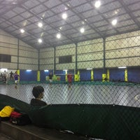 Photo taken at Champion Futsal Arena by Hery L. on 8/13/2014