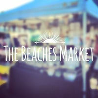 Photo taken at The Beaches Market by Archon D. on 4/16/2015