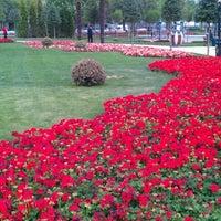 5/10/2013 tarihinde Yeliz O.ziyaretçi tarafından Göztepe 60. Yıl Parkı'de çekilen fotoğraf
