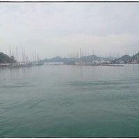 Photo taken at terminal ferry kuala perlis by Anwar S. on 6/4/2014