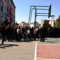 Photo taken at Doğa Koleji by Uygun B. on 4/23/2013