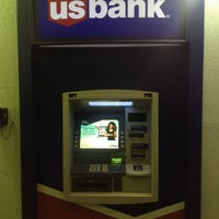 Photo taken at U.S. Bank ATM by LA-Kevin on 2/5/2014