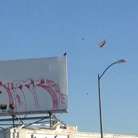 Photo taken at MetLife Blimp by LA-Kevin on 12/5/2013
