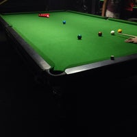 Photo taken at Snooker Era Jaya by Sharifah A. on 9/15/2014