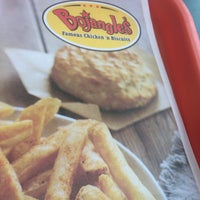 Photo taken at Bojangles' Famous Chicken 'n Biscuits by Milly M. on 1/7/2017