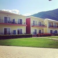 Photo taken at Kalloni Resort by Παναγιώτα Β. on 5/22/2014