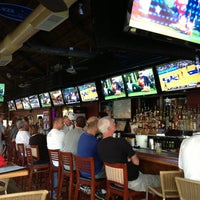 Photo taken at Upper Deck Ale & Sports Grille by Oliver R. on 1/12/2013
