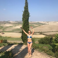 Photo taken at Agrihotel Il Palagetto by Anastasia on 10/2/2017