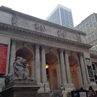 Photo taken at New York Public Library - Andrew Heiskell Braille & Talking Book Library by Anastasia on 6/12/2015