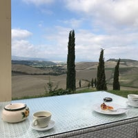 Photo taken at Agrihotel Il Palagetto by Anastasia on 10/5/2017