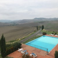 Photo taken at Agrihotel Il Palagetto by Anastasia on 10/1/2017