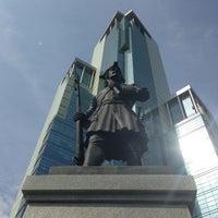 4/14/2013 tarihinde Khorevskiy L.ziyaretçi tarafından Семёновская площадь'de çekilen fotoğraf