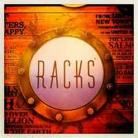 Photo taken at Racks Oyster And Steak House by hArri on 4/23/2013