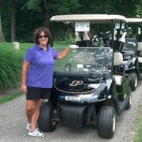 Photo taken at Ackerman Golf Course by Lynn B. on 8/13/2013