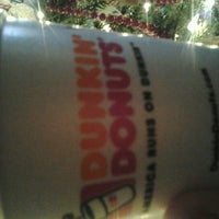 Photo taken at Dunkin' Donuts by South Florida Food and Wine on 12/29/2012