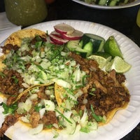 Photo taken at Taquitos West Ave. by Jeannette A. on 1/28/2017
