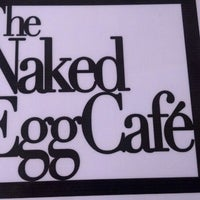 Photo taken at The Naked Egg by Amanda A. on 8/19/2013