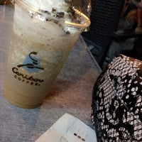 Photo taken at Caribou Coffee by ⚜️ Khatiee ⚜️ on 5/18/2017