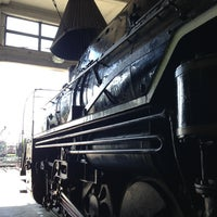 Photo taken at Umekoji Steam Locomotive Museum by たま on 5/23/2013