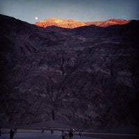 Photo taken at Badwater Basin by Buqing on 11/25/2012