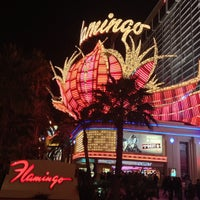Photo taken at Flamingo Las Vegas Hotel & Casino by Buqing on 11/25/2012