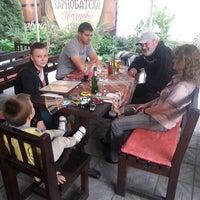 Photo taken at Ресторант Алианс (Restaurant Aliance) by Веселина Г. on 6/3/2014