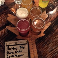 Photo taken at Crooked Run Brewing by Bob B. on 12/9/2017