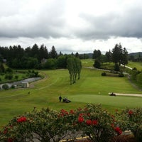 Photo taken at Chinook Winds Golf Resort by Michelle C. on 5/17/2013