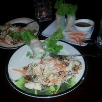 Photo taken at Lemongrass by Michelle C. on 3/1/2013