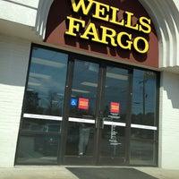 Photo taken at Wells Fargo by William L. on 3/15/2013