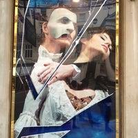 10/25/2012 tarihinde Curtis C. F.ziyaretçi tarafından Her Majesty's Theatre'de çekilen fotoğraf