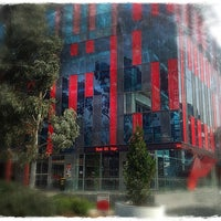 Photo taken at The George Swinburne Building (GS) by Paul G. on 9/1/2013