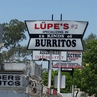 Photo taken at Lupe's #2 by Michael R. on 7/3/2014