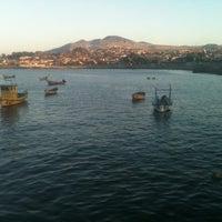 Photo taken at Puerto huasco by Jorge E. on 2/8/2013