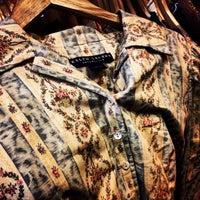 Photo taken at Stella Dallas Vintage Clothing by Jon M. on 10/12/2013