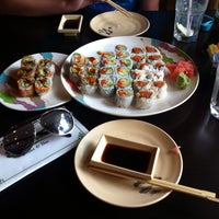Photo taken at Sushi Brothers by Tyler F. on 10/6/2013