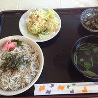 Photo taken at しらす亭 by kyara on 5/4/2013