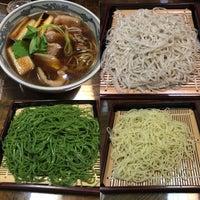Photo taken at 駒形蕎上人 by kyara on 12/15/2015