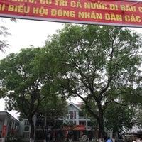 Photo taken at Làng Cổ Bát Tràng by Kaname T. on 4/29/2016