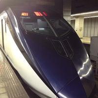 Photo taken at Keisei Ueno Station (KS01) by kyara on 6/21/2013