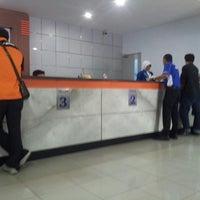 Photo taken at Bank BRI by Ramlah M. on 6/16/2014