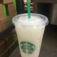 Photo taken at Starbucks by Jayda G. on 10/14/2016