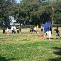 Photo taken at Villa Parke Community Center by Grisel D. on 10/12/2013