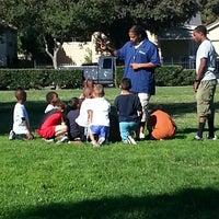Photo taken at Villa Parke Community Center by Grisel D. on 10/5/2013