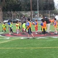 Photo taken at Villa Parke Community Center by Grisel D. on 11/16/2013