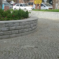 Photo taken at Muammer Aksoy Parkı by Ulaş Y. on 3/9/2016